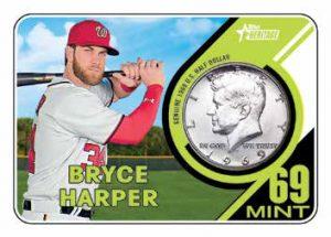 2018 Topps Heritage 1969 Mint Bryce Harper