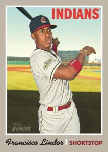 2019 Topps Heritage Base Card
