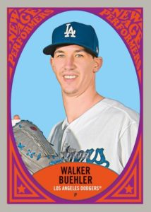 2019 Topps Heritage New Age Performers